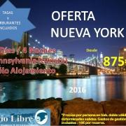 Oferta Nueva York