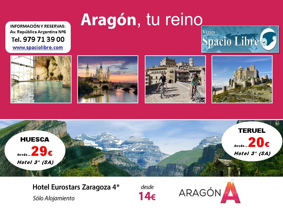 Aragon, tu reino FACEBOOK