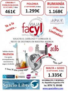 2- APAV Córdoba, Polonia, Rumanía y Malta + Gozo