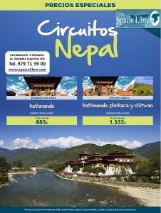 Circuitos Nepal salidas todo el año