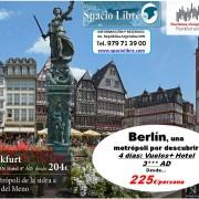 Frankfurt & Berlin