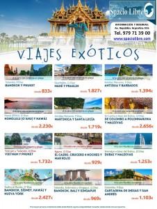 Viajes Exóticos