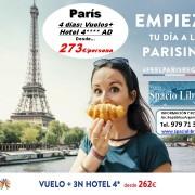 Paris, a tu gusto