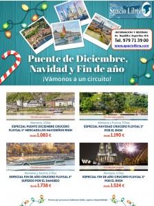 Puente Diciembre, Navidad y Fin de Año
