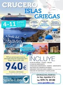 Crucero Islas Griegas 04 Junio