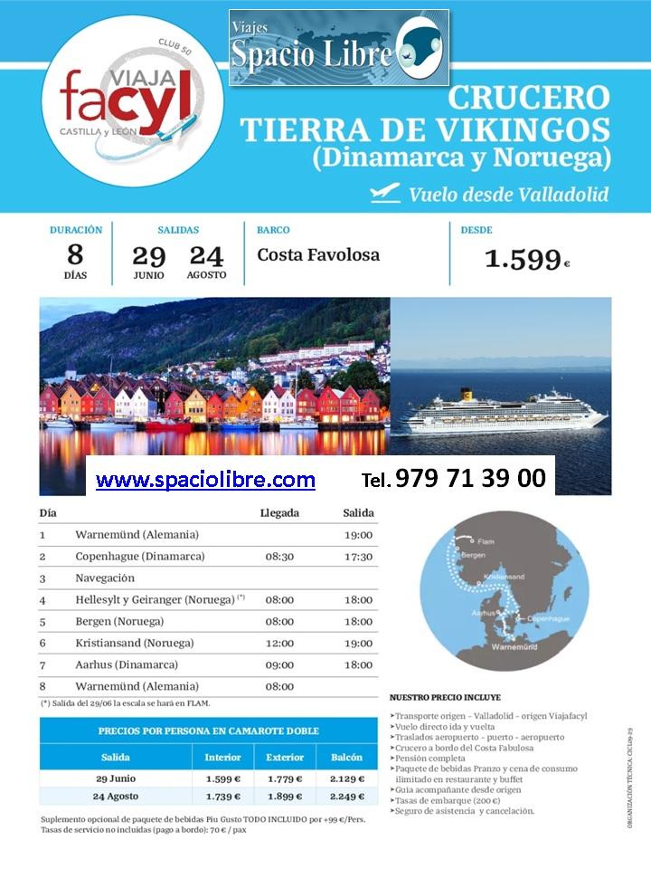 29-06-18 y 24-08-18 CRUCERO TIERRA DE VIKINGOS VIAJAFACYL 2018-1